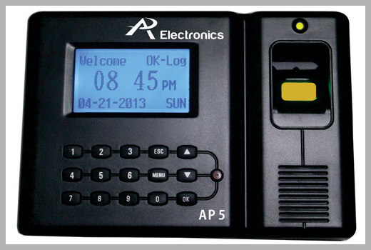 ap electronics attendance to payroll solution provider